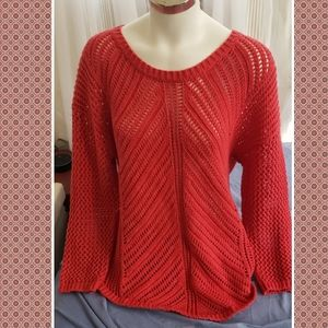 Chelsea and Theodore sweater sz xxl
